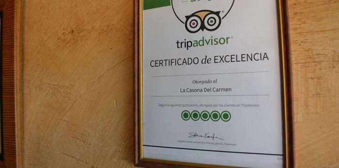 CertificadoExcelenciaTripAdvisor