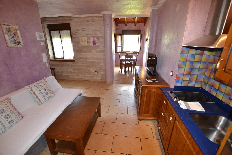 Salón cocina de El Valle