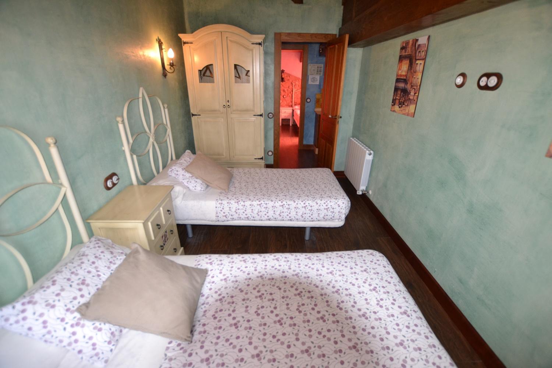 Dormitorio La Revilla
