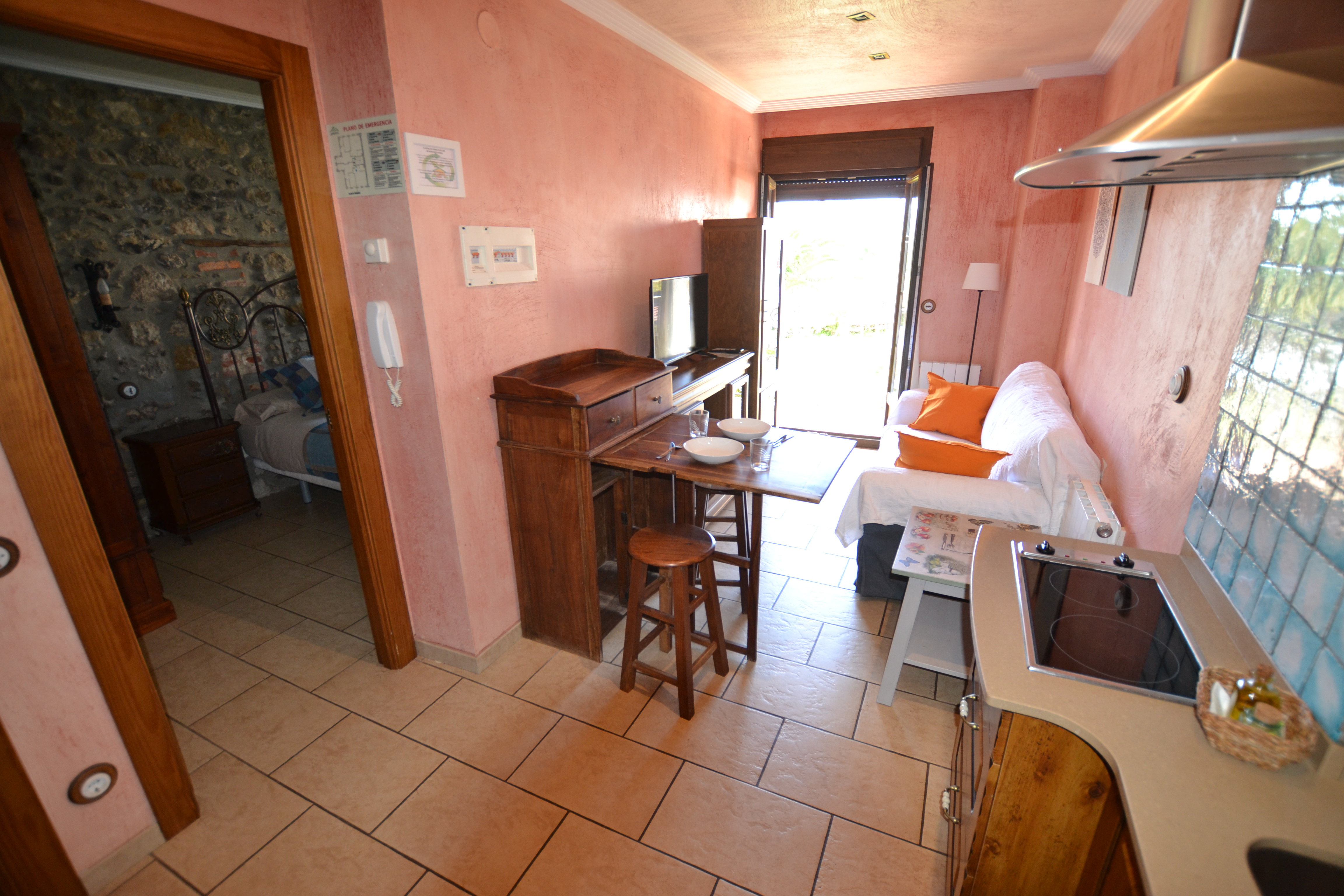 Apartamentos rurales Noja Cantabria